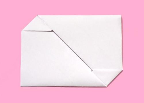 クリスマス 折り紙 : 折り紙 手紙 : matome.naver.jp