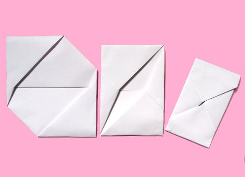 クリスマス 折り紙 折り紙 手紙 簡単 : matome.naver.jp